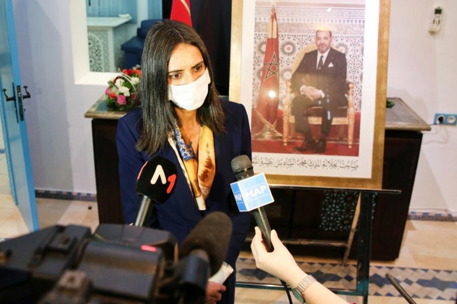 تطوير التعاون في المجال السياحي محور مباحثات بين المغرب وسورينام